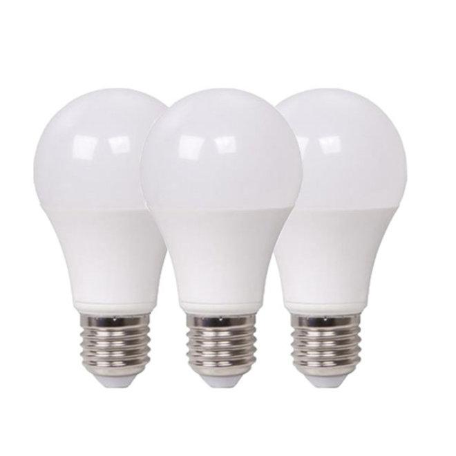 LED E27 Lampen 5W Voordeelpack 3 stuks