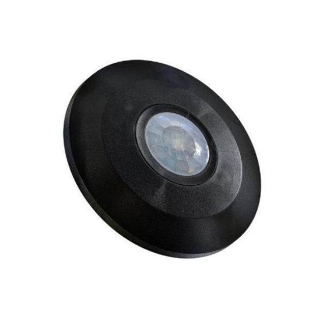 Bewegingssensor Plafond Zwart