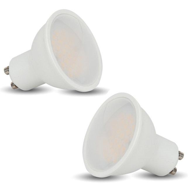 LED GU10 Spot 2-Pack 6W