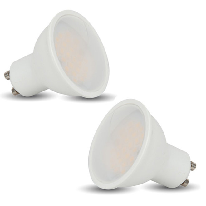 LED GU10 Spot Dimbaar 2-Pack 6,5W