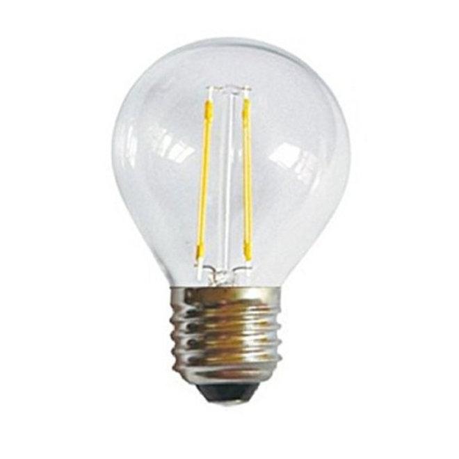 LED Filament 2W P45 E27 2700K