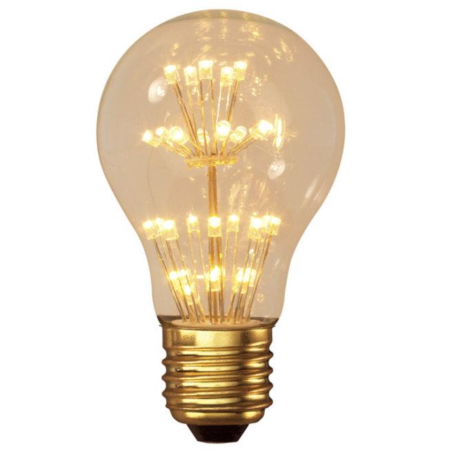 LED Pearl A60 E27 2100K 1,5W