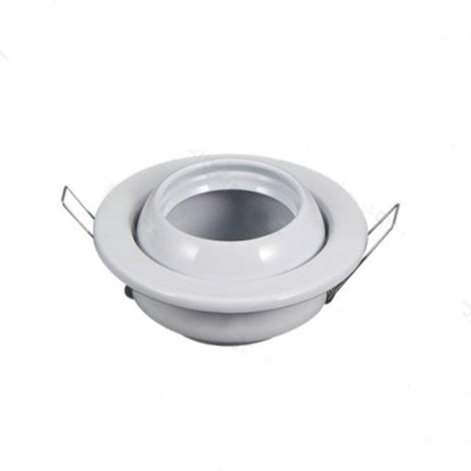 GU10 aluminium armatuur Kantelbaar