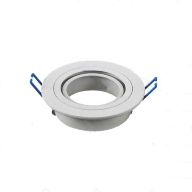 GU10 aluminium armatuur Small Kantelbaar
