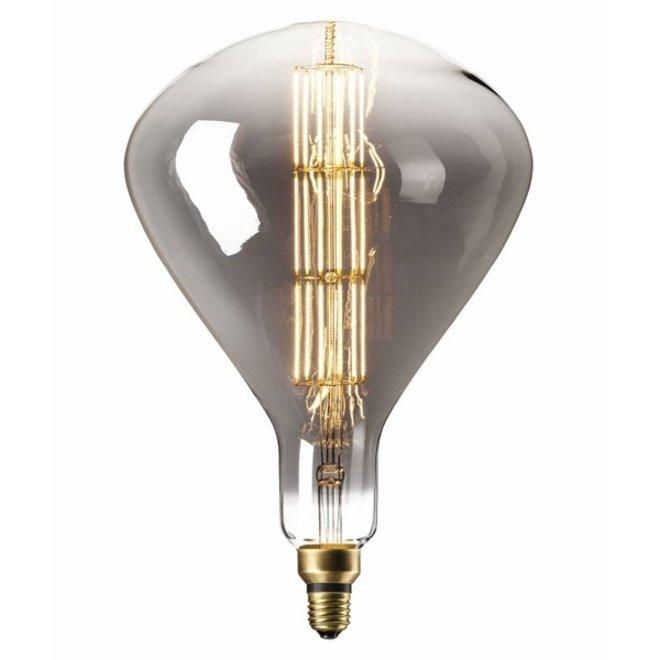 LED Filament XXL R250 Titanium E27 2200K 8W Dimbaar
