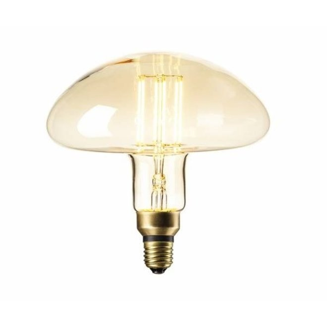 LED Filament XXL MS195 Goud E27 2200K 6W Dimbaar