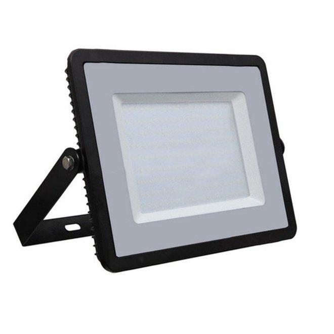 200W SMD LED Bouwlamp zwart - Waterdicht IP65 - 5 jaar garantie