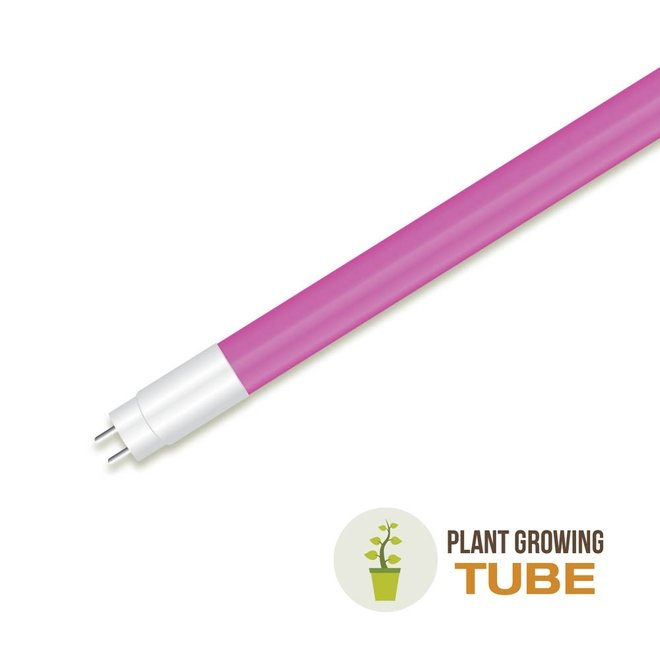LED TL T8 120CM 18W Kweeklamp UV 450NM voor groeifase