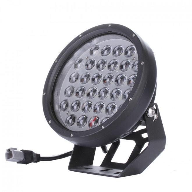 LED Zoeklicht 320W - <1000M bereik - 10-30V DC - 12° stralingshoek - EMC - IP68 Drukwaterdicht