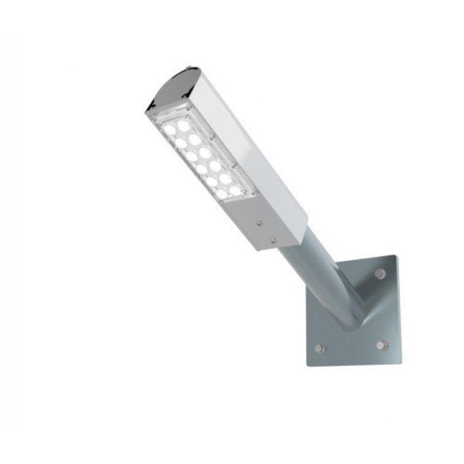 Standaard Muurbevestiging 60MM voor Straatlampen Gegalvaniseerd of Gepoedercoat - Muurbeugel