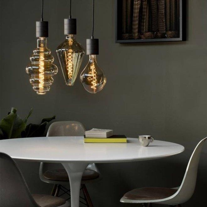 LED Filament XXL PS165 Goud E27 2200K 6W Dimbaar