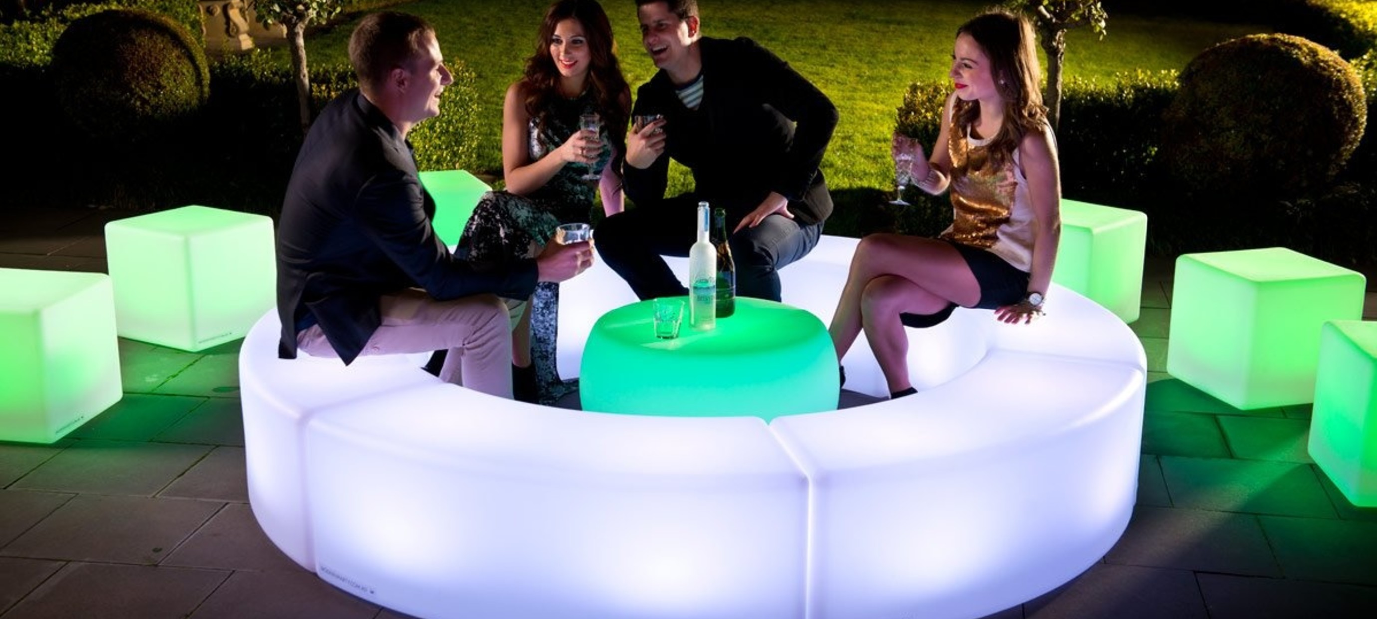 Nieuw project van Specishops: LED-Event.nl