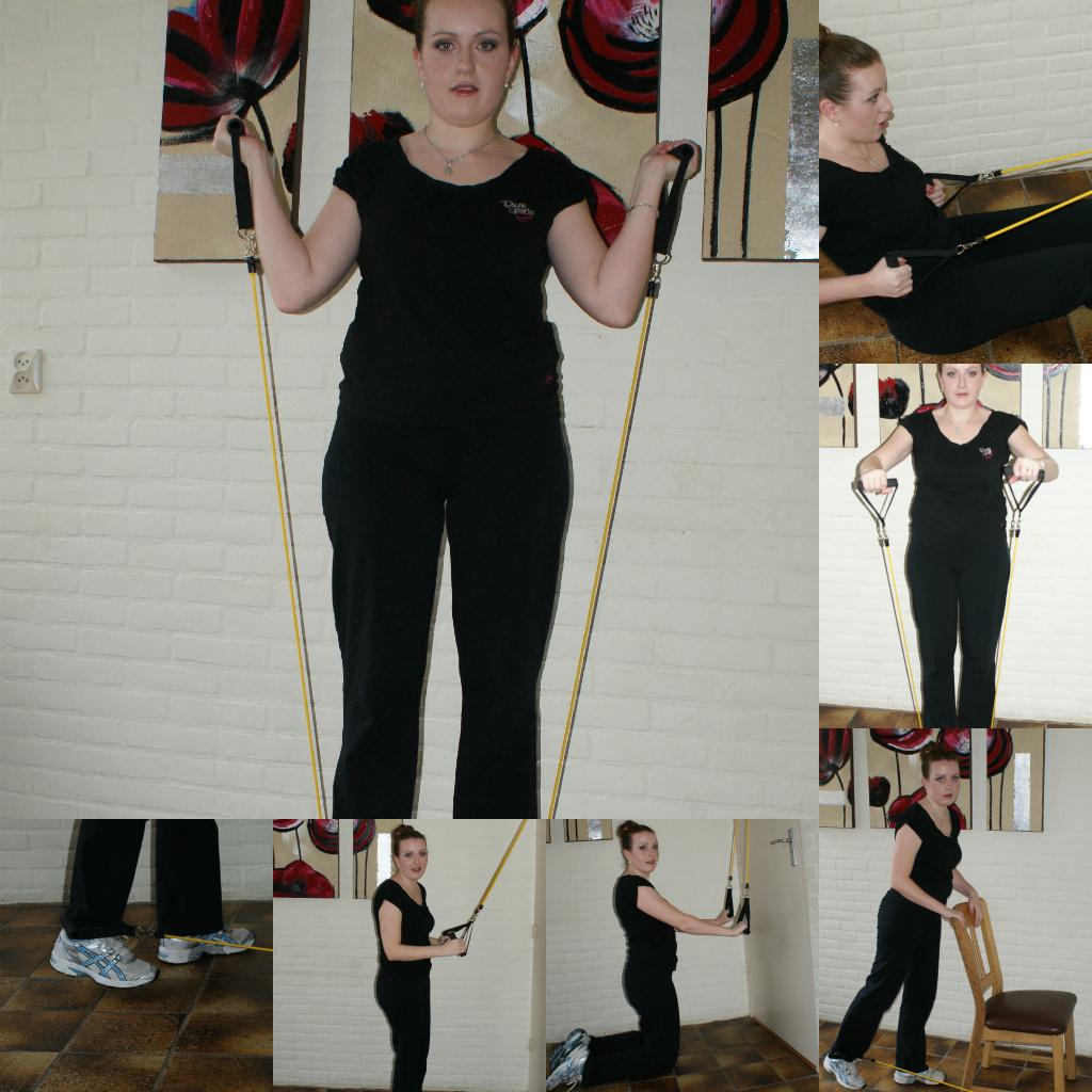 fitness elastiek stacey