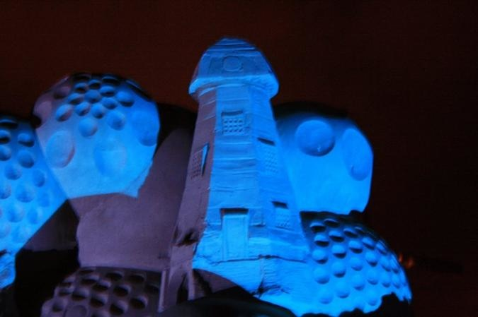 winterswijk LED bouwlampen blauw