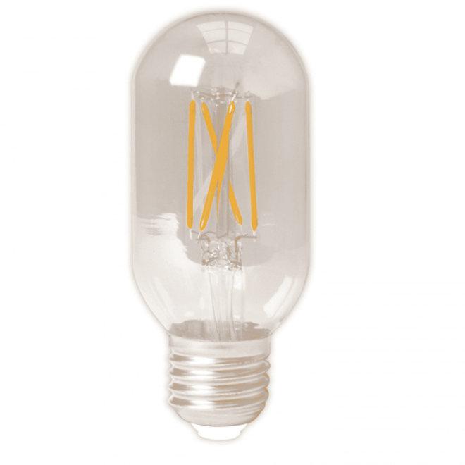LED Filament T45L E27 4W Dimbaar