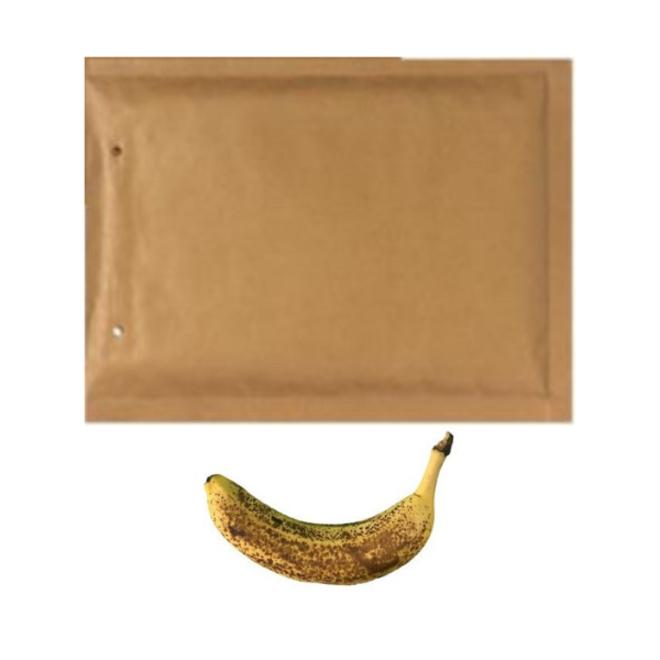 Luchtkussen envelop Bruin - I 300 x 445 mm
