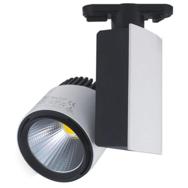 LED Railspot 33W 4000K Grijs