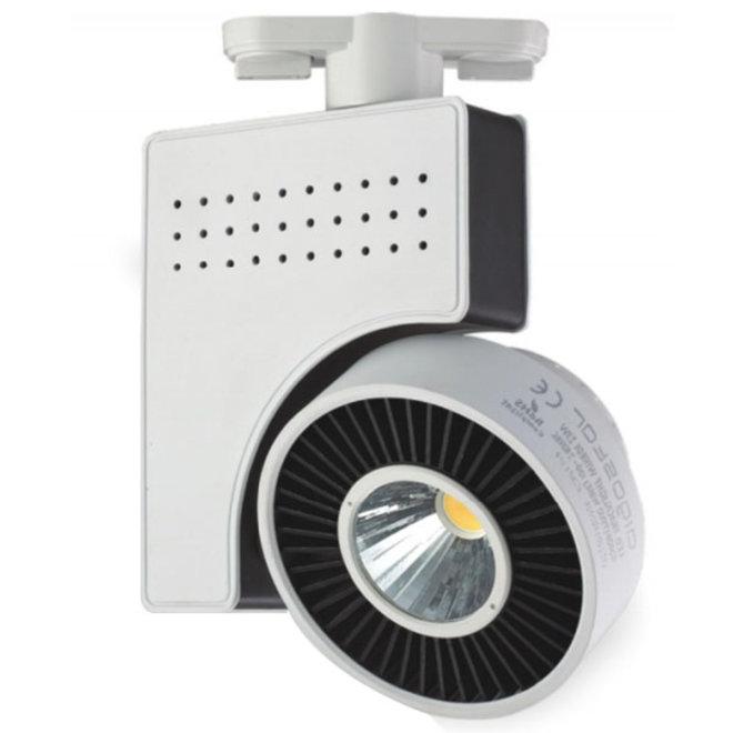 LED Railspot 33W 4000K Wit