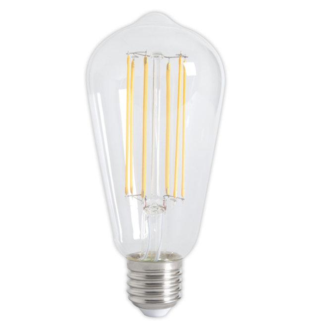 LED Filament 4W ST64 E27 2300K Dimbaar