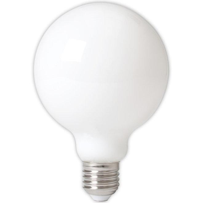 LED Globe XL G95 E27 Frost 2700K 6W Dimbaar