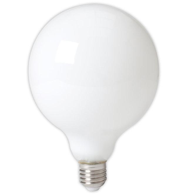 LED Globe XL G125 E27 Frost 2700K E27 8W Dimbaar