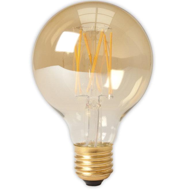 LED Globe XL G80 E27 2100K 4W Dimbaar