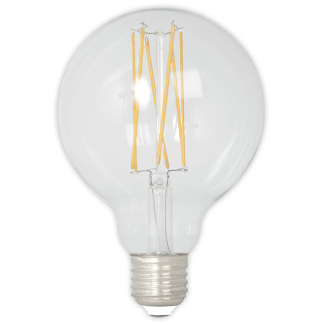 LED Globe XL E27 2300K 4W Dimbaar