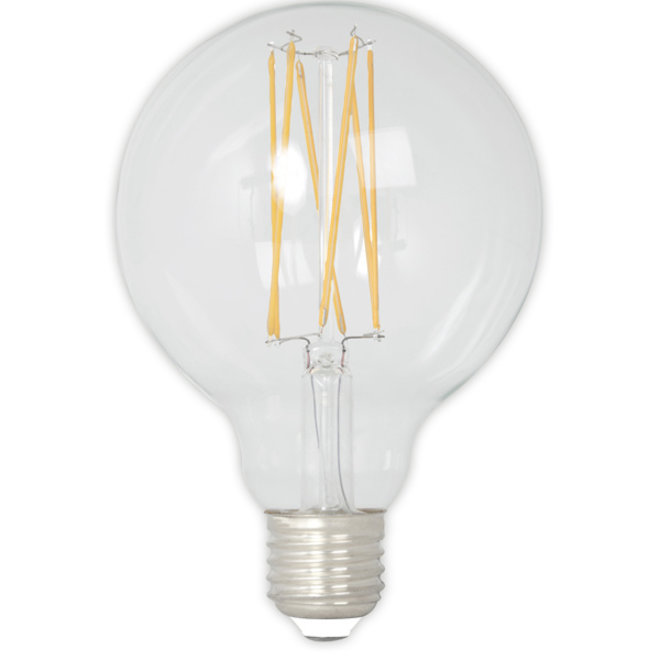 LED Globe XL G95 E27 2300K 4W Dimbaar