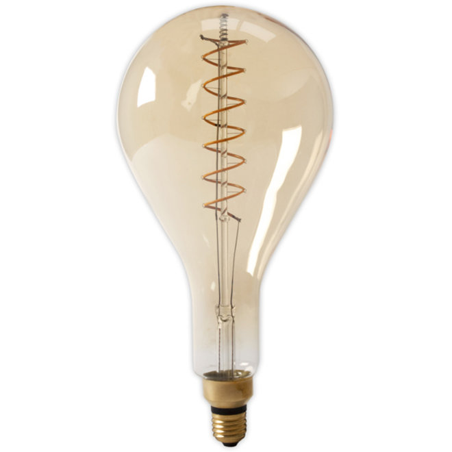 LED Filament PS160 E27 Amber 2100K 4W
