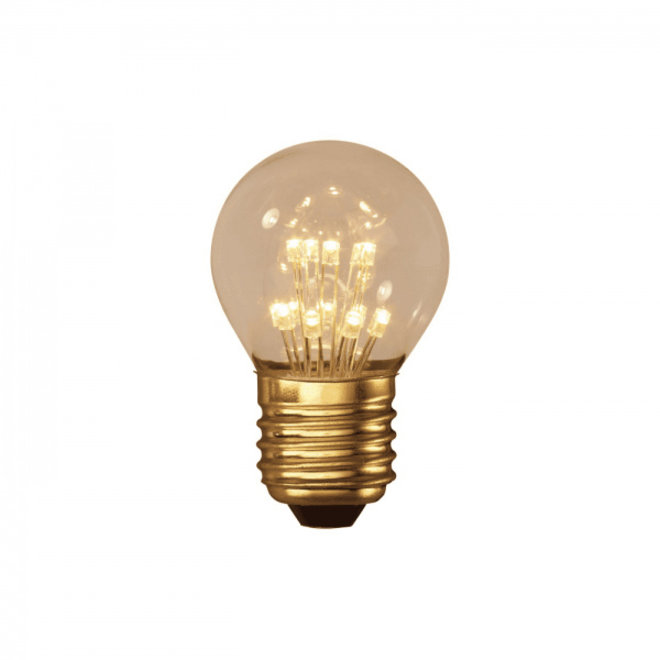LED Filament Classic P45 E14 2100K 1W