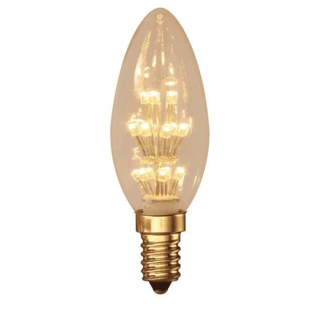 LED Pearl B35 E14 2100K 1W