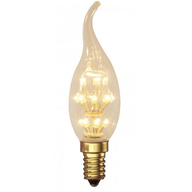 LED Pearl BXS35 E14 2100K 1W