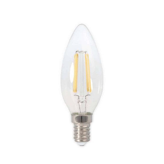 LED Filament B35 E14 2700K 2W