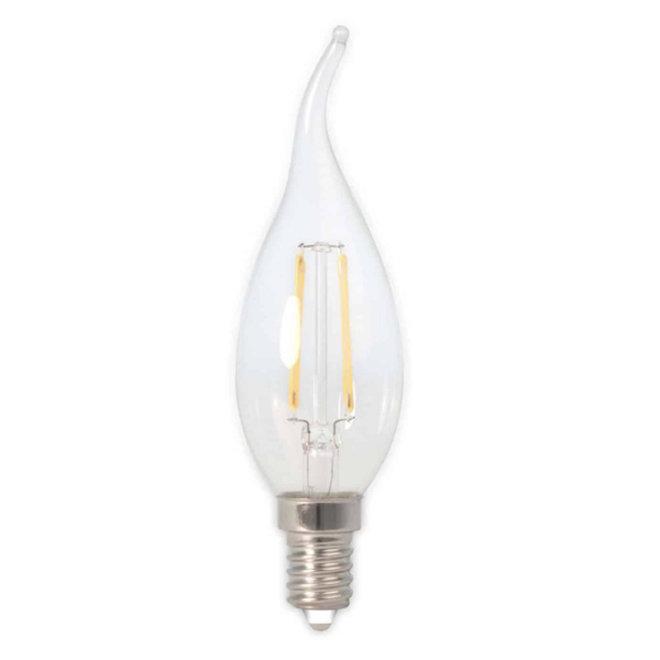 LED Filament BXS35 E14 2700K 2W