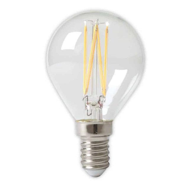 LED Filament P45 E14 2700K 3,5W Dimbaar