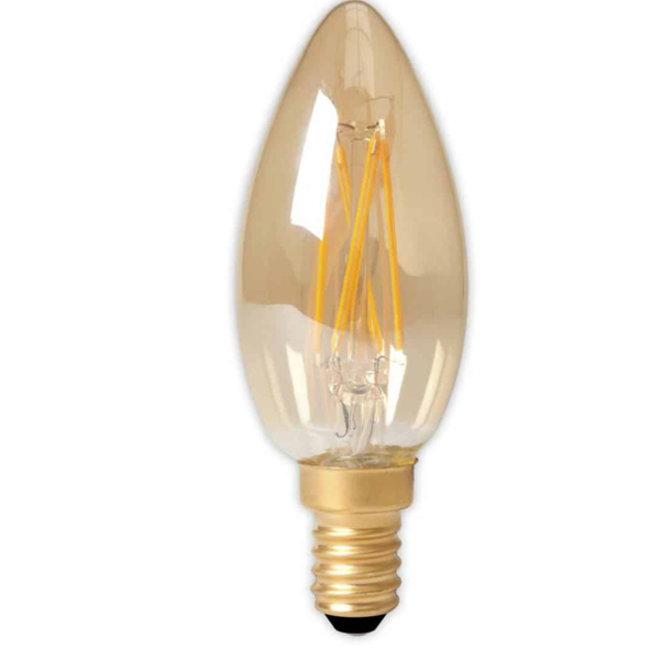 LED Filament Candle B35 E14 2100K 3,5W Dimbaar
