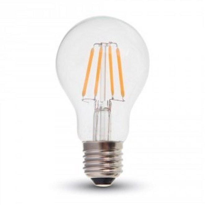 LED Filament A60 5,5W E27 2700K