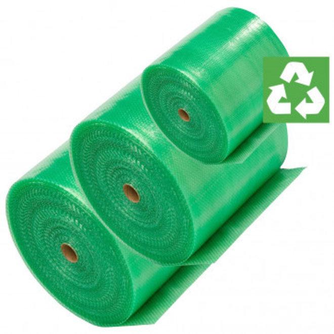 Green Gerecycled Noppenfolie - Milieuvriendelijk - 50 cm x 100 m