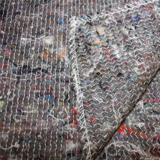 Opslagdekens 25 stuks 150 x 200 cm rondom gestikt