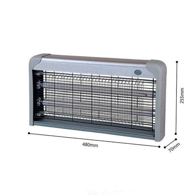 Insectenverdelger / Insectenlamp - 2 X 15W