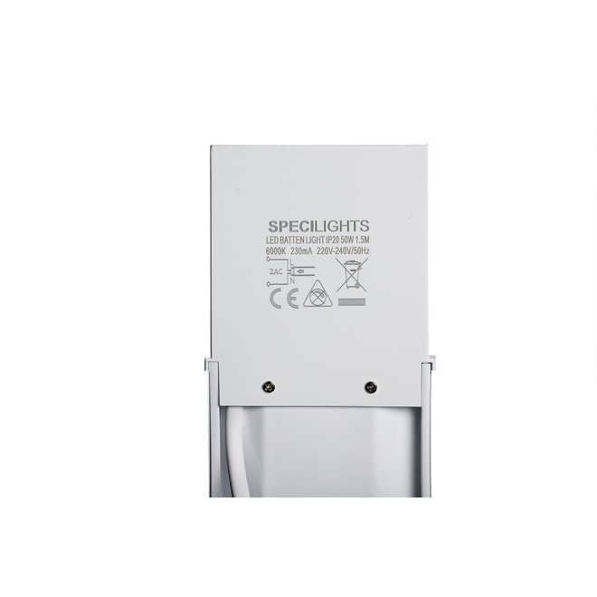 LED Batten Armatuur 30cm 10W 3000K/4000K/6000K met Bevestigingsmateriaal