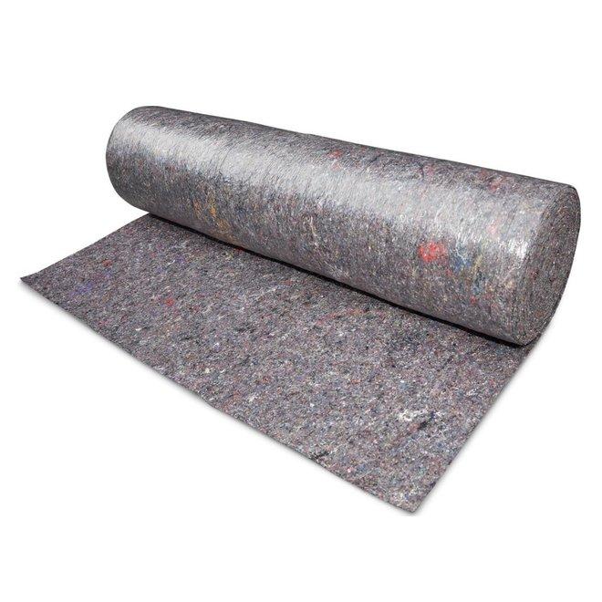 Stucloper Vilt - Vloerbescherming 100 cm x 10 m - 250 gr/m2 gelamineerd