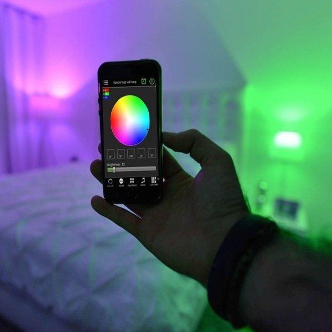 Smart LED Lamp Bluetooth RGBW 4,5W