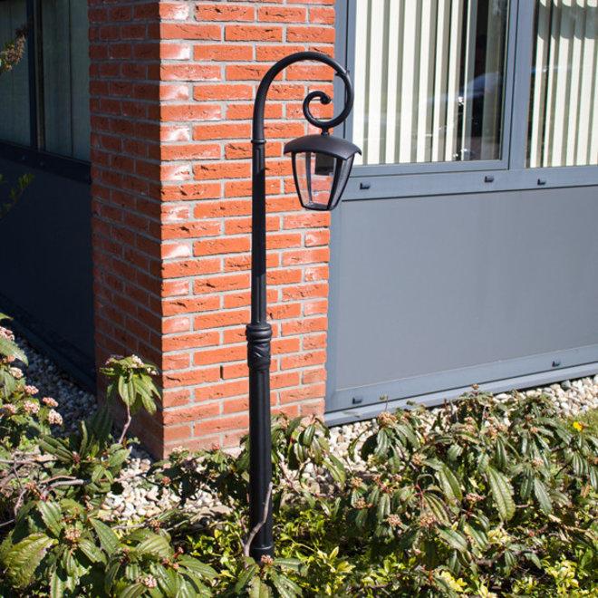 Tuinlantaarn Buitenlamp Staand Lucca 1-lichts 1365 mm hoog