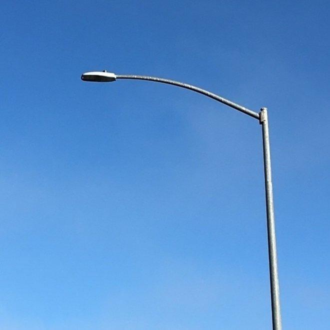 LED Straatlamp 150W 120lm/w Samsung - IP65 - Met ingebouwde driver 190-240V 5 jaar garantie