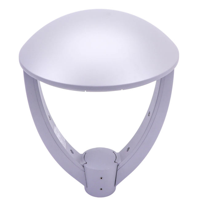 Vestel LED Straatlamp Paaltop 17W 4000K