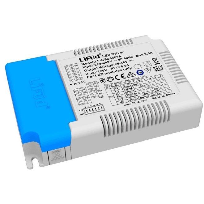 Lifud dimbare driver voor LED panelen