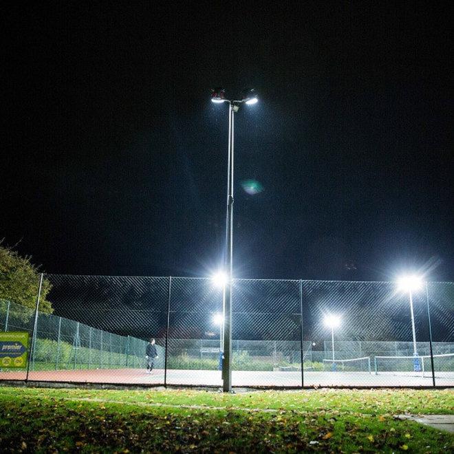 LED Sportveldverlichting 500W 120 graden met Meanwell Driver en Samsung chips