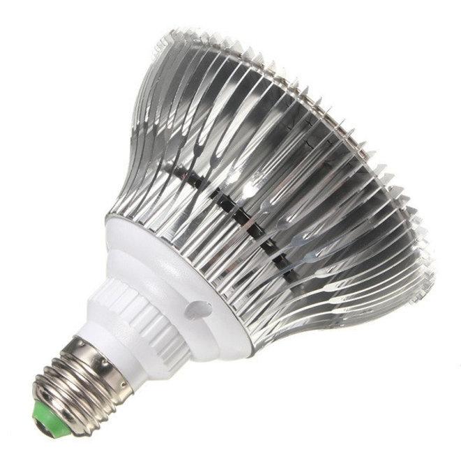 LED Groeilamp Kweeklamp E27 PAR L - 18 leds x 3W Voor Groei en Bloeifase