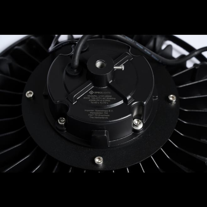 LED Highbay 200W - 150 LM/W Magazijnverlichting - Dimbaar 0V-10V - 4000K/6000K